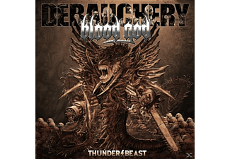 Debauchery, Blood God - Thunderbeast - (CD)