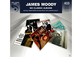 James Moody - Six Classic Albums (CD)