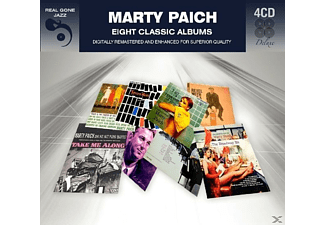 Marty Paich - Eight Classic Albums (CD)