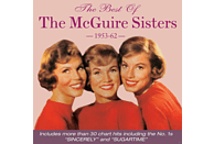 The Mcguire Sisters - The Best Of The McGuire Sisters 1953-62 [CD]