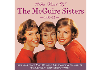 The Mcguire Sisters - The Best Of The McGuire Sisters 1953-62 - (CD)