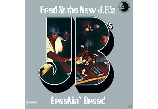 Fred Wesley and the New J.B.'s - Breakin' Bread (CD)