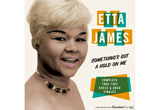 James Etta - Something's Got A Hold On Me-Complete 1960-62 CH - (CD)