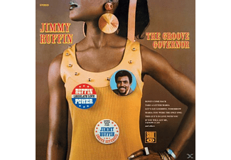Jimmy Ruffin - The Groove Governor - (CD)