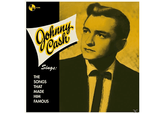 Johnny Cash - Sings The Songs That Made Him Famous (180g Vinyl) - (Vinyl)