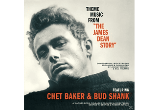 "Chet Baker, Bud Shank - Theme Music from ""The James Dean Story"" (Vinyl LP (nagylemez))"