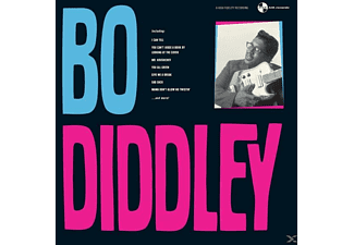 Bo Diddley - His Underrated 1962 LP+2 Bonus Tracks (180g - (Vinyl)