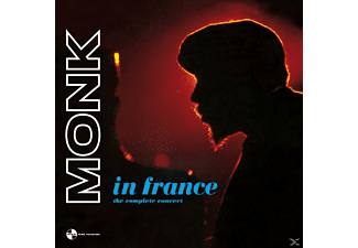 Thelonious Monk - In France-The Complete Concert (180g Vinyl) - (Vinyl)