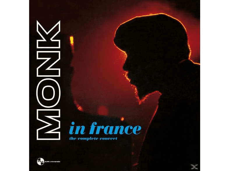 Thelonious Monk - In France-The Complete Concert (180g Vinyl) [Vinyl]
