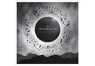 Insomnium - Shadows of The Dying Sun (CD)