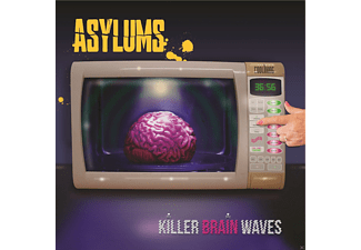 Asylums - Killer Brain Waves - (Vinyl)