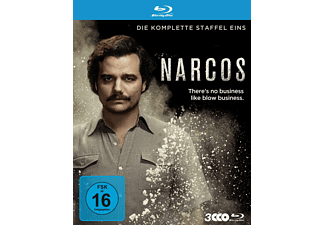 Narcos - Staffel 1 - (Blu-ray)
