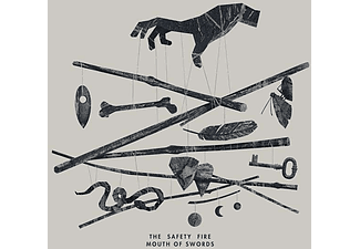 The Safety Fire - Mouth Of Swords (CD)