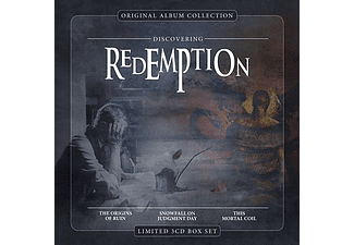 Redemption - Original Album Collection - Disvocering Redemption (CD)