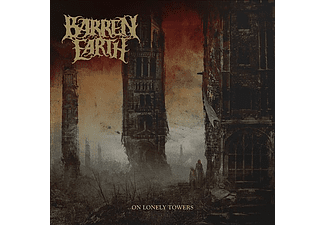 Barren Earth - On Lonely Towers (CD)