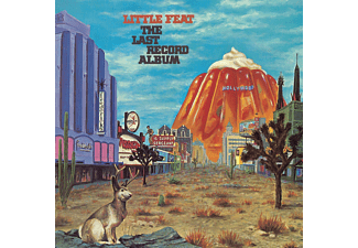 Little Feat - The Last Record Album - (Vinyl)