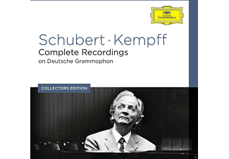 Wilhelm Kempff - Schubert: Complete Recordings On Deutsche Grammophon [CD]