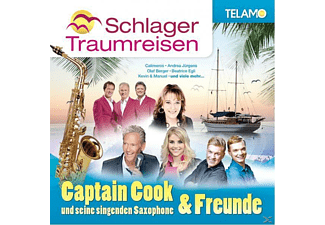 VARIOUS - Captain Cook & Freunde - (CD)