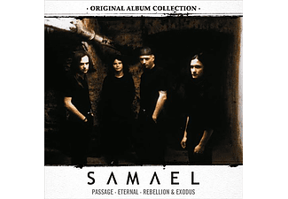 Samael - Original Album Collection (CD)
