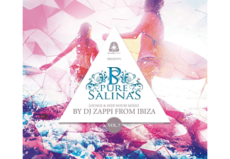 VARIOUS - Pure Salinas Vol.7 - (CD)
