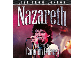 Nazareth - Nazareth Live From London - (CD)