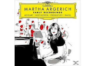 Martha Argerich - Early Recordings - (Vinyl)