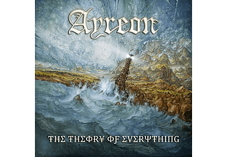Ayreon - The Theory of Everything (CD)