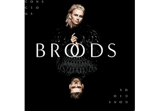 Broods - Conscious - (CD)