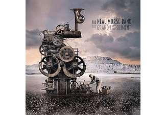 The Neal Morse Band - The Grand Experiment (CD + DVD)