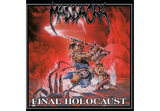 Massacra - Final Holocaust - Reissue (CD)