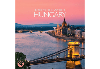 VARIOUS - Folk Of The World - Hungary - (CD)