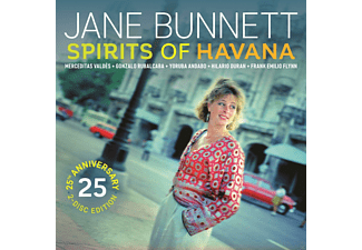 Bunnett Jane - Spirits of Havana/Chamalongo - (CD)