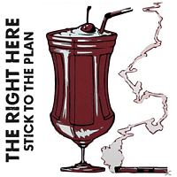 The Right Here - Stick With The Plan [CD]