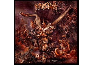 Krisiun - Forged in Fury (Vinyl LP + CD)