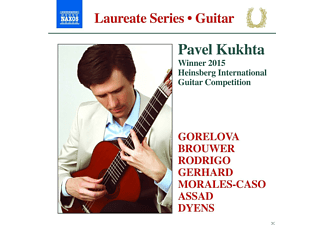 Kukhta Pavel - Guitar Recital - (CD)