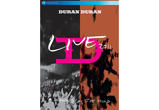 Duran Duran - Live 2011 - A Diamond in the Mind (DVD)