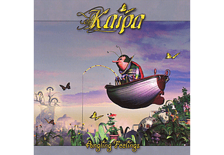 Kaipa - Angling Feelings (CD)