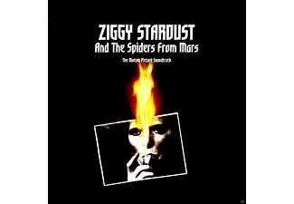 David Bowie - Ziggy Stardust And The Spiders From Mars - (Vinyl)