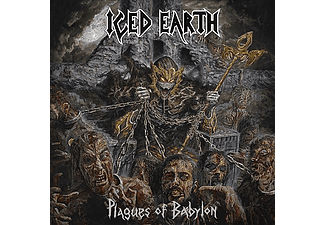 Iced Earth - Plagues of Babylon (CD + DVD)