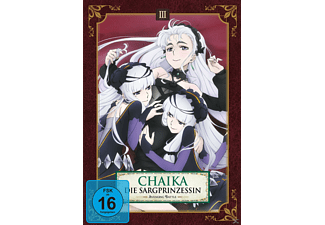 Chaika, die Sargprinzessin - Staffel 2 - Vol. III [DVD]