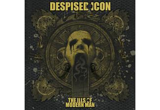 Despised Icon - The Ills Of Modern Man (Re-Issue 2016) - (LP + Bonus-CD)