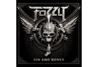 Fozzy - Sin and Bones - Limited Edition (Digipak) (CD)