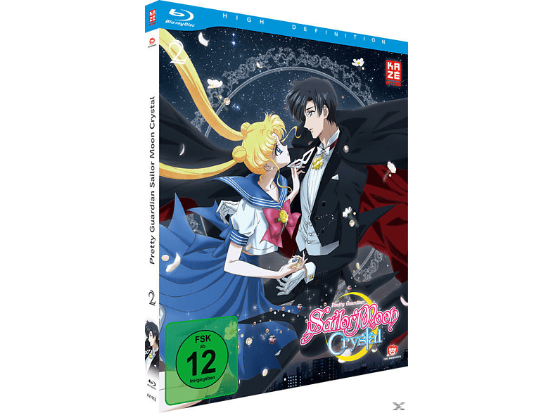 Sailor Moon Crystal - Vol. 2 [Blu-ray]