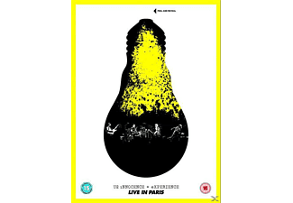 U2 - U2 Innocence + Experience - Live in Paris - Deluxe Edition (DVD)