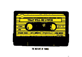 That Will Be Lunch - The Mixtape Of Things [CD]