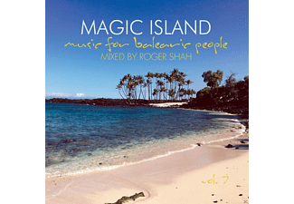 VARIOUS - Magic Island Vol.7-Music For Balearic People [CD]