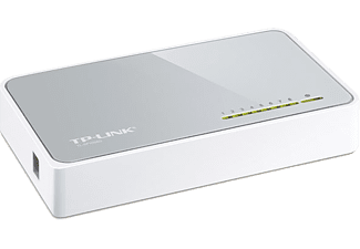 TP-LINK TL-SF1008D 20/200 mbps 8 Port Masaüstü Switch