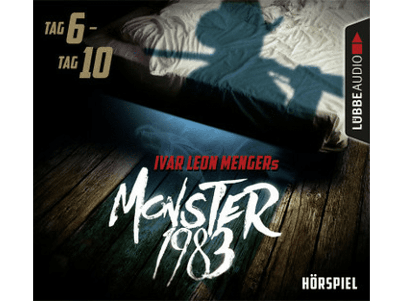 Monster 1983: Tag 6-Tag 10 - (CD)