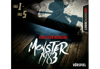 Monster 1983: Tag 1-Tag 5 - 5 CD - Krimi/Thriller
