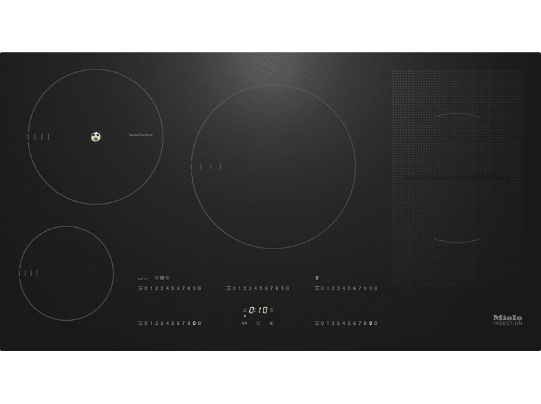 Miele KM 6879 induction hob self-sufficient